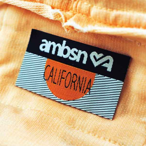 AMBSN Woven Label