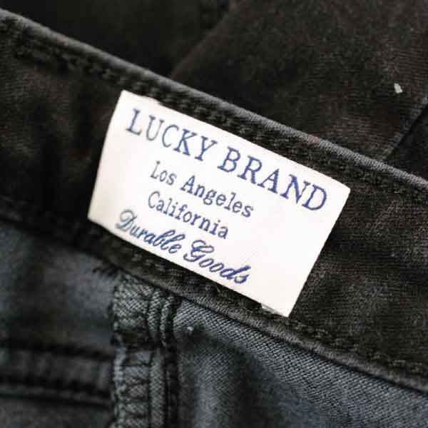 Lucky Brand Woven Label