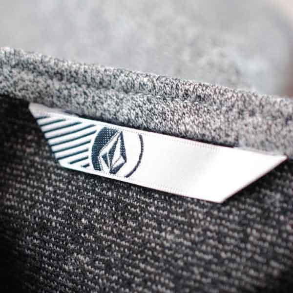 Volcom Woven Label