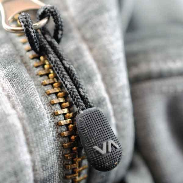 RVCA Zipper Pull