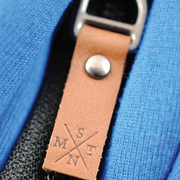 Mattson Leather Zipper Pull