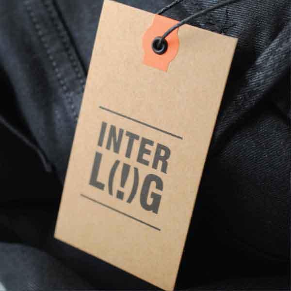 Interlog Hangtag