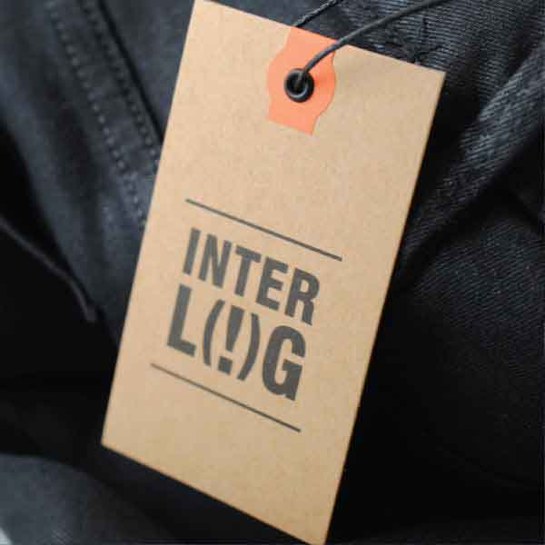 Interlog Hangtag