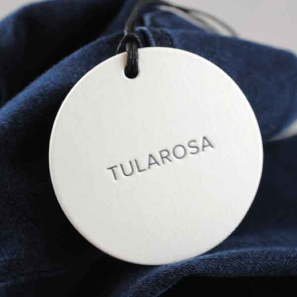 Tularosa Engraved Hantag