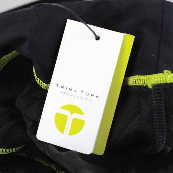 Trina Turk Booklet Hangtag