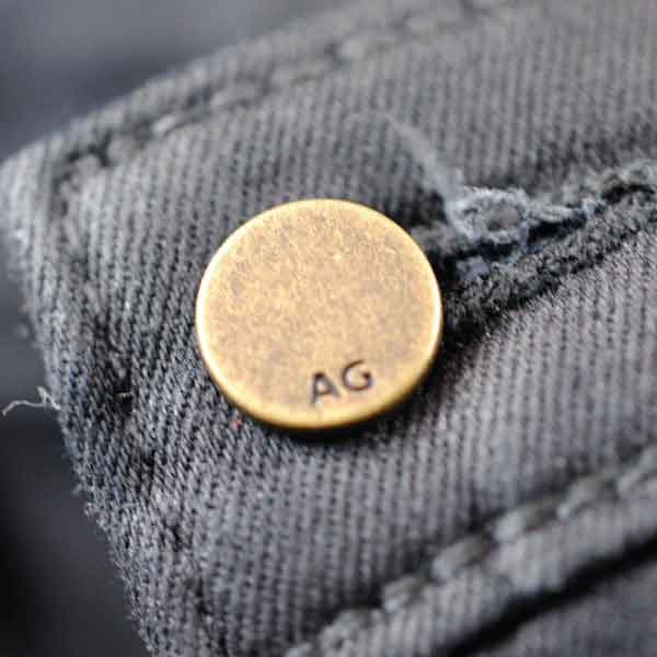 Adriano Goldschmied AG Metal Shank Button