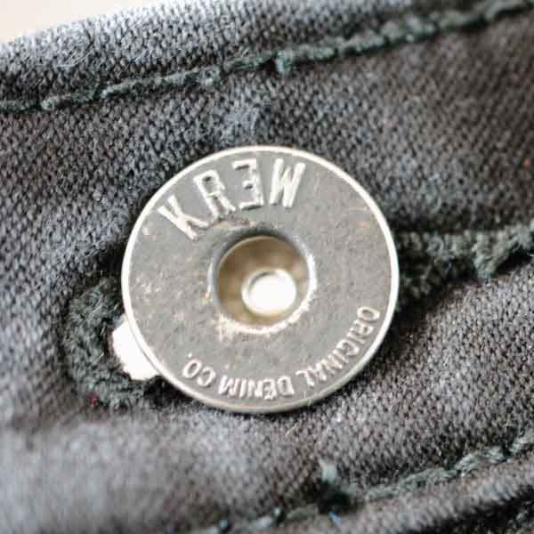 Krew Metal Shank Button