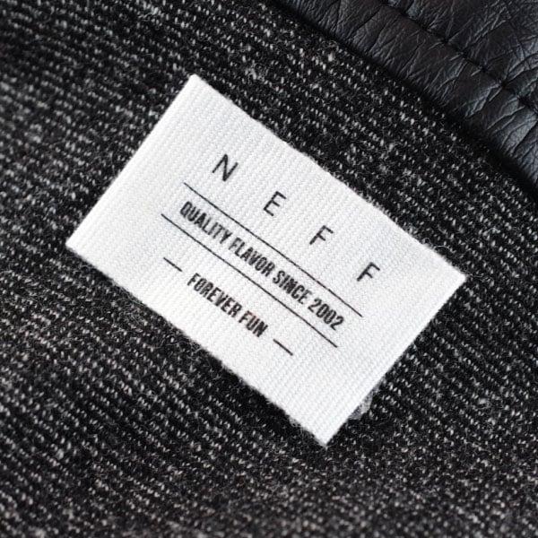 Neff Canvas Printed Label