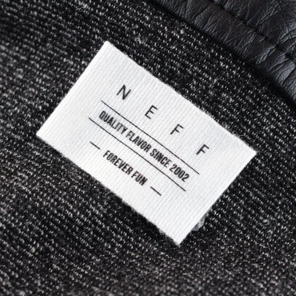 Neff Canvas Printed Label