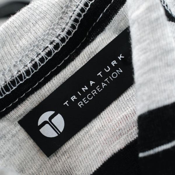 Trina Turk Printed Label