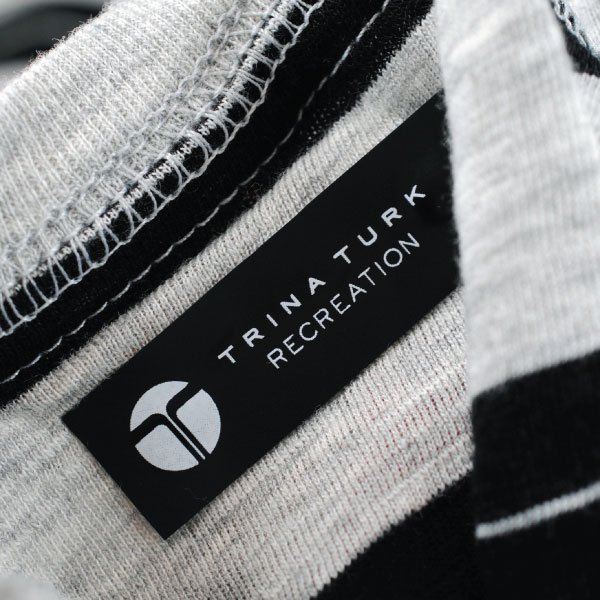 Trina Turk Printed Label