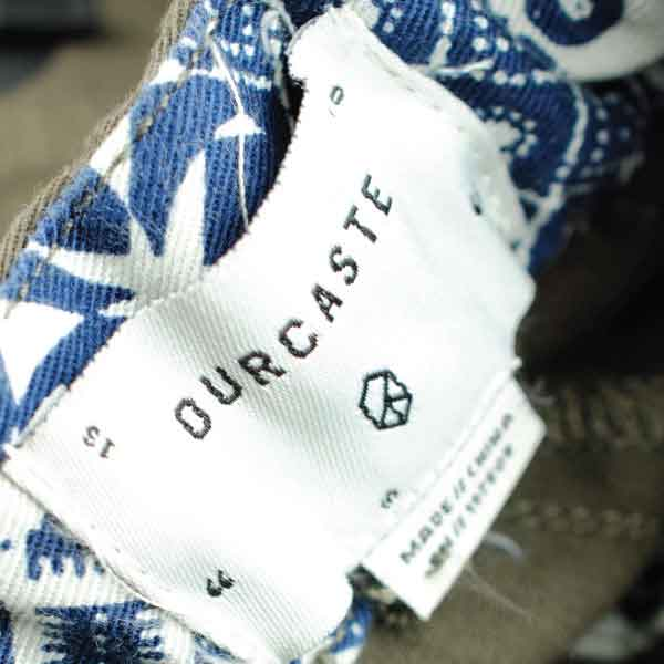 ourCaste  Woven Label