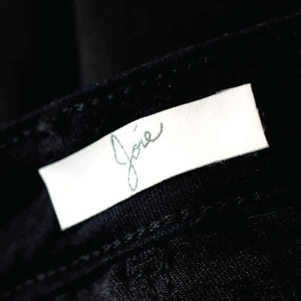 Joie Woven Label