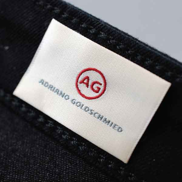 AG Adriano Goldschmied Woven Label