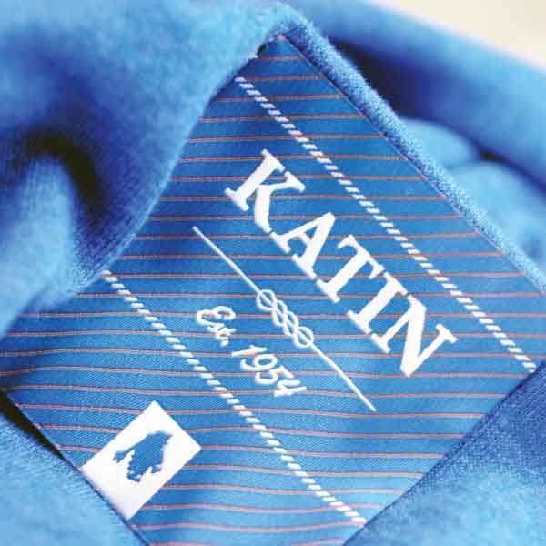 Katin Woven Label