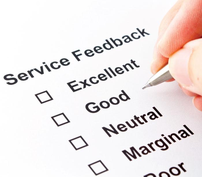 Customer Ongoing Feedback