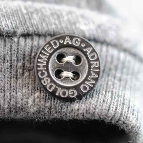 Adriano Goldschmied AG Metal Button