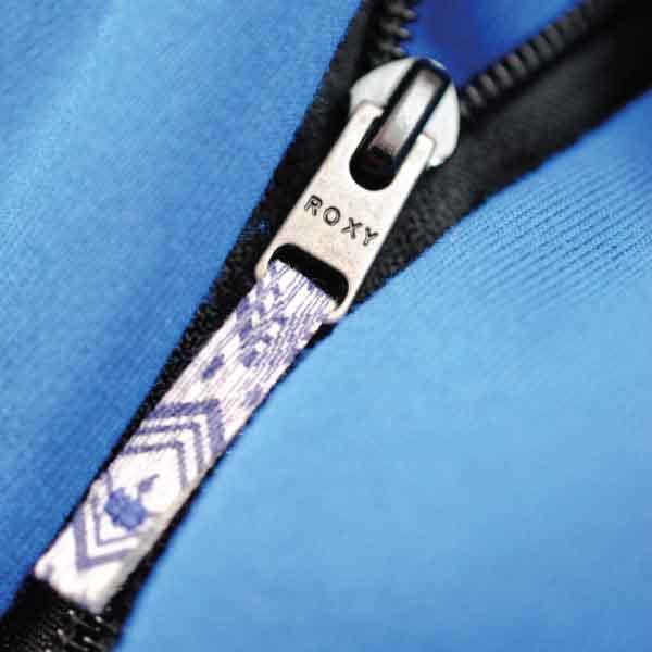 Roxy Metal Zipper Pull