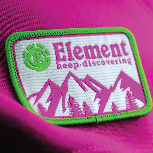 Element Woven Patch