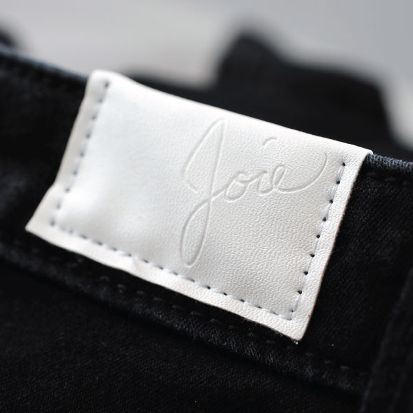 Joie Engraved Leather Patch