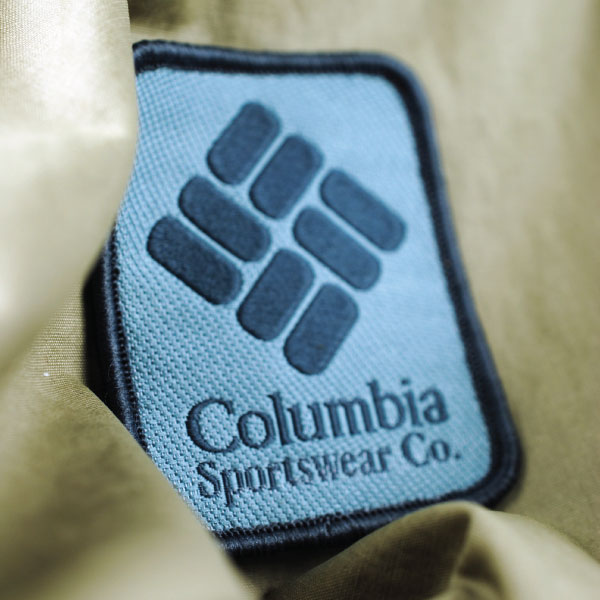 Columbia Sportswear Co Woven Patch