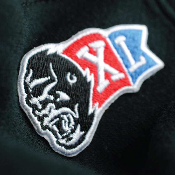 XLarge Embroidered Patch