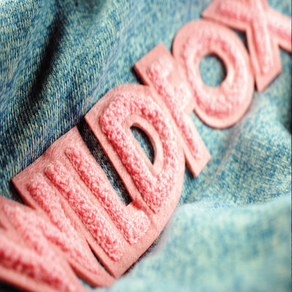 Wildfox Embroidered Patch