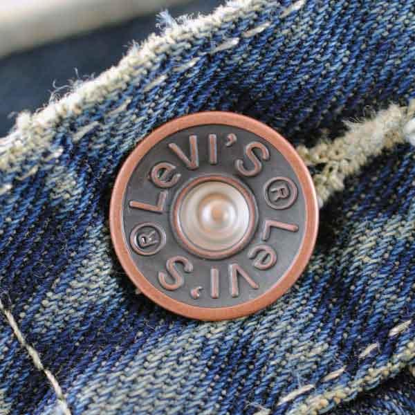 Levi's Shank Button
