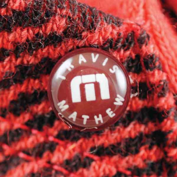Travis Mathew Snap Button