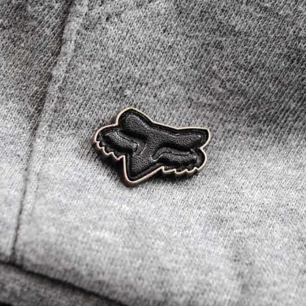 Fox Metal Badge