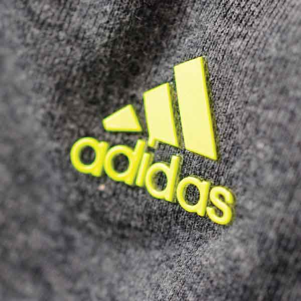 Adidas Raised Heat Transfer