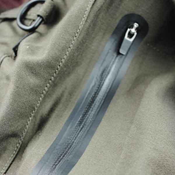 Zipper Heat Transfer