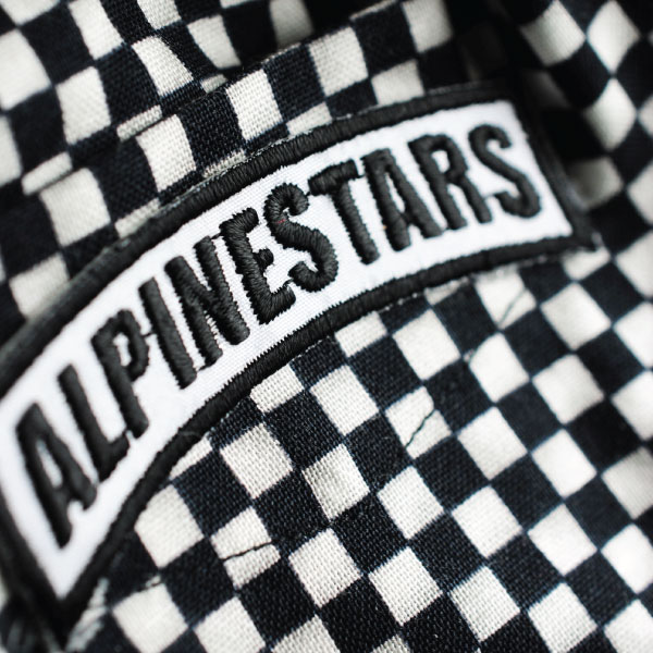 Alpinestars Embroidered Patch