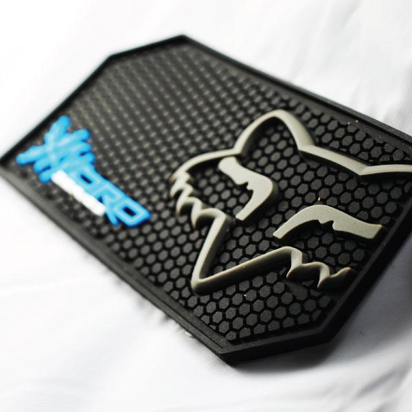 Fox Rubber TPU Patch