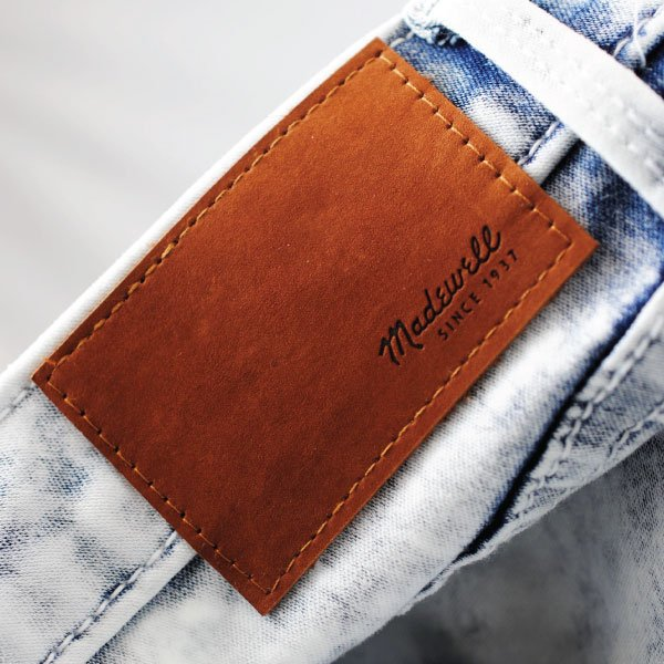 Madewell Leather Patch