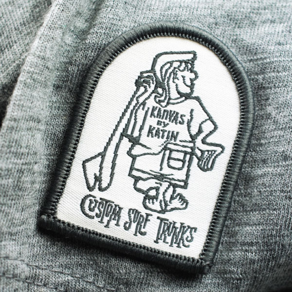 Katin Woven Patch