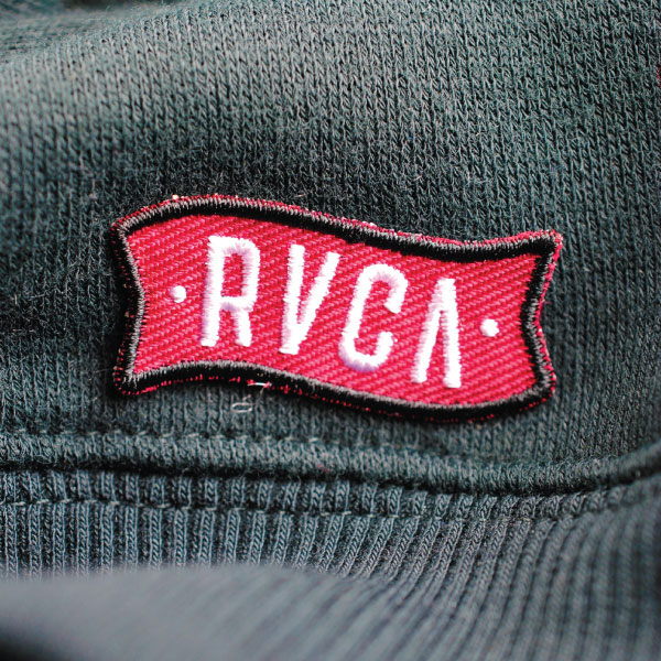 RVCA Embroidered Patch