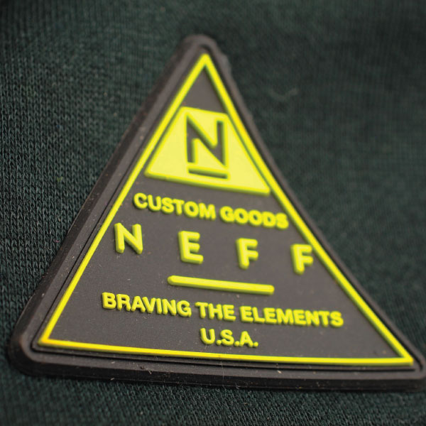Neff Rubber Patch