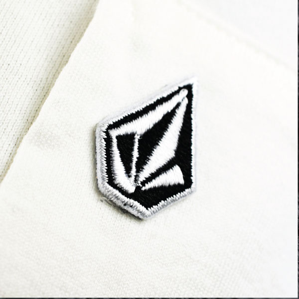 Volcom Embroidered Patch