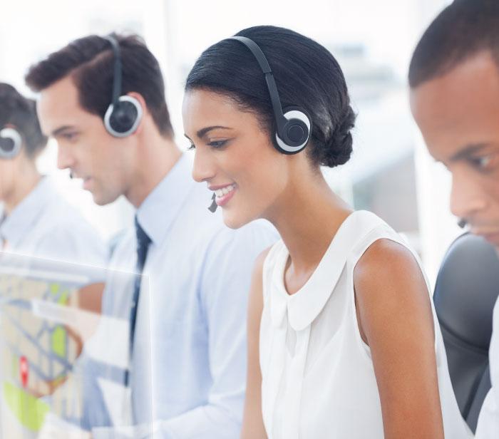 Service Bureau Customer Support